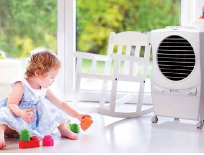 Охладитель воздуха Symphony Ice Cube 17i. Фото ¹2