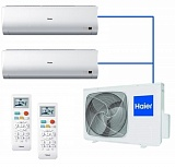 Haier AS09BS4HRA Х 2 \ 2U18FS2ERA(S)